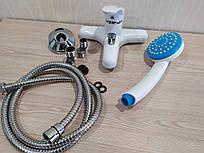 Cмеситель для ванны и душа из термопластичного пластика SW Brinex 36W 006-004