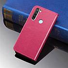 Чохол Clover для Samsung A21 2020 / A215F книжка з квіткою (4 кольори), фото 5