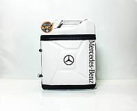 Канистра бар 20л с маркой авто Мерседес / Mercedes Оригинальный подарок