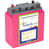 Літій-іонний акумулятор Weekender 12V 100AH, фото 1