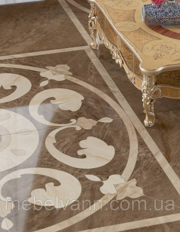 Для пола Лувр (Luvr) 40X40 Golden Tile