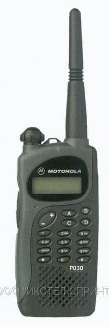 Рация Motorola P030 носимая