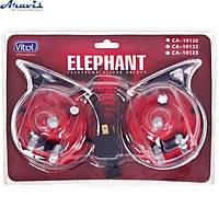 Клаксон звуковой сигнал автомобильный Elephant CA-10122