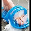 Массажный тапочек для душа с пемзой Easy Feet (цена за 1-шт)