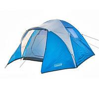 Палатка туристическая 4-х местная с тамбуром Coleman