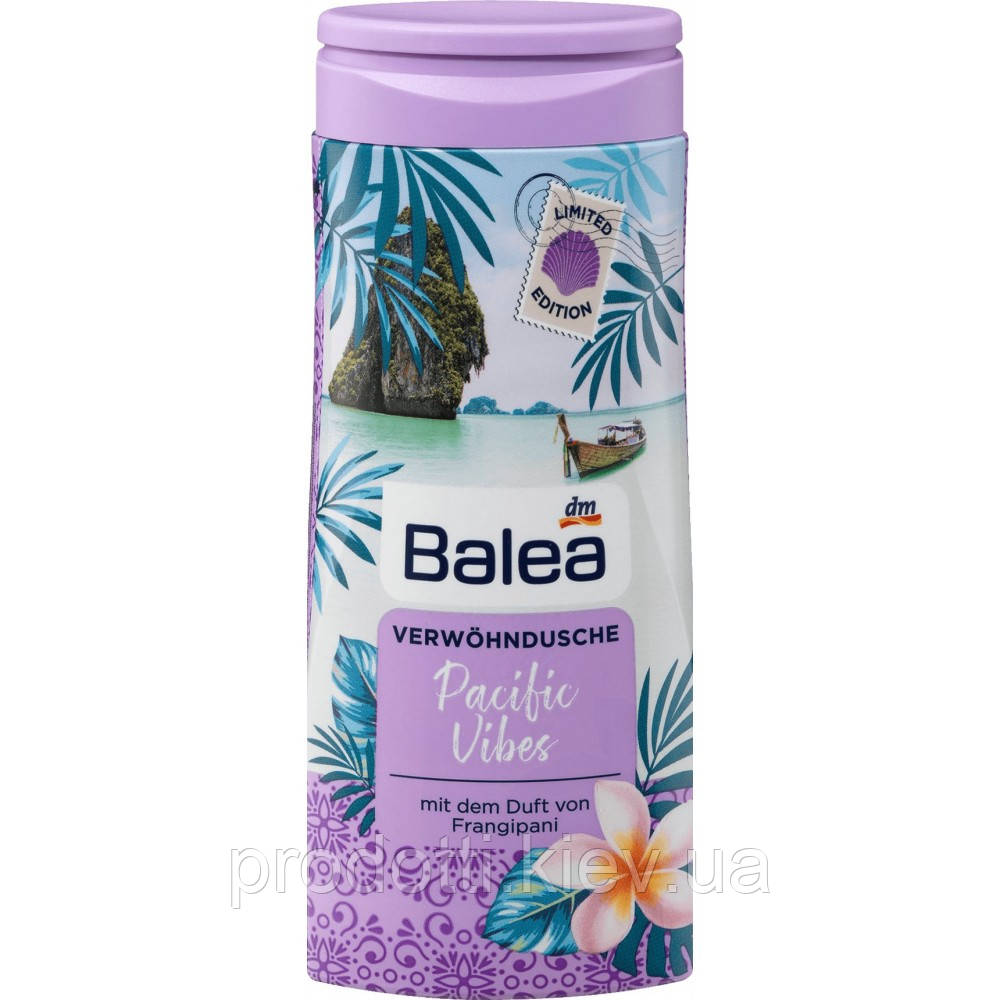 Гель для душа Balea «Pacific vibes», 300 мл
