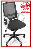 Мягкое кресло Barsky Office plus Elegant White OFWel-01