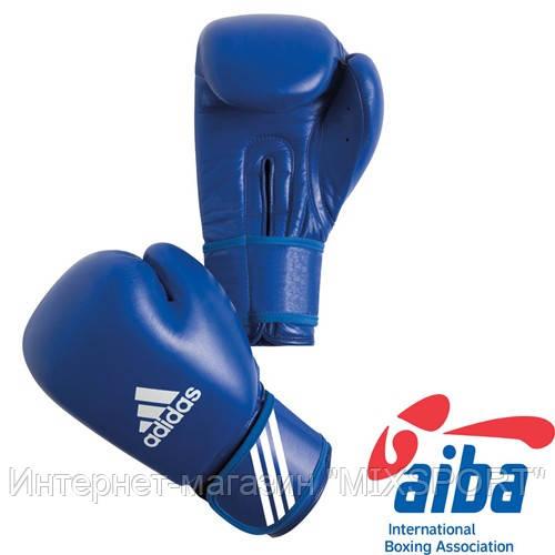Боксерские перчатки AIBA 10-12 унций
