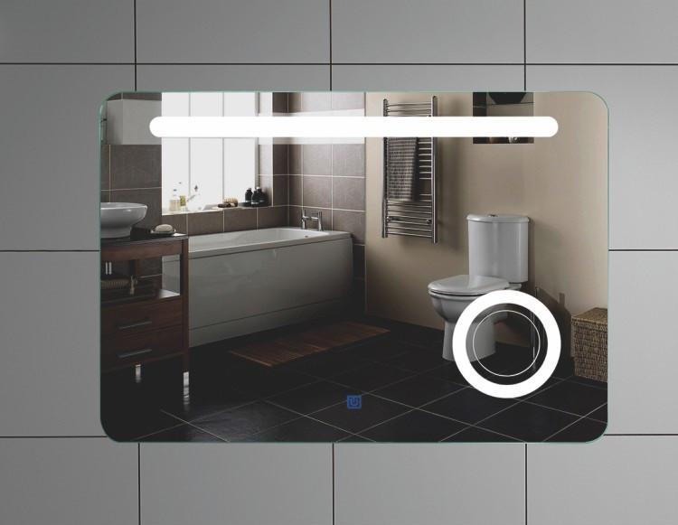 LED Дзеркало Vivia 143 прямокутне (1000х700)