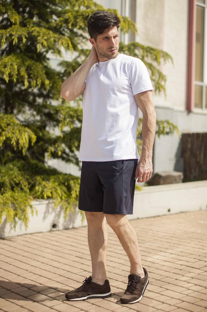 Мужской летний спортивный костюм футболка и шорты размеры: 46, 48, 50, 52, 54