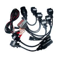 Набор OBD2 переходников для Autocom CDP TCS DS150E