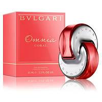 Bvlgari Omnia Coral - жіноча парфумована вода (Женская парфюмированная вода)