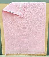 Кухонные махровые  полотенца хлопок Vip жаккард 30*50 (1шт) 400г/м2 (TM ZERON) розовый,Турция, фото 1