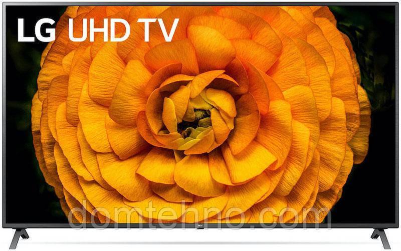"Телевізор TV 82"" LG 82UN85003LA (4K NanoCell TM100 HDR Smart)"
