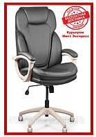 Массажное кресло Barsky Soft Arm PU black SPUbg-01