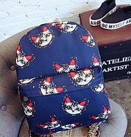 Школьный рюкзак Pussy  , фото 1