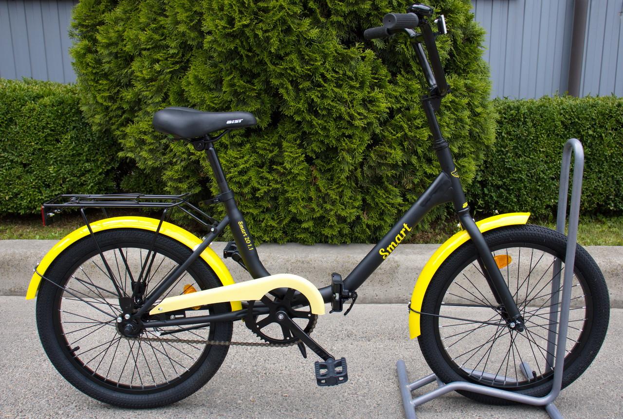 """Велосипед розкладний AIST SMART 1.1 """"20"""