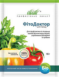 Біопрепарат Фітодоктор для городу 10 г Ензим Україна