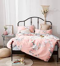 Комплект постельного белья сатин bella villa евро размер B-0248
