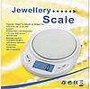 Весы ювелирные Jewellery Scale XY-7005 200г x 0,1г, фото 4
