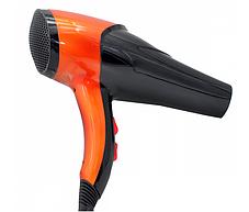 Профессиональный фен для сушки волос GEMEI GM-1766 | Фен компактный Gemei GM 1766, фото 3