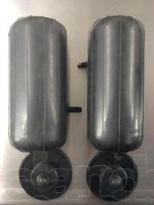 Воздушная подушка  Шевролет АВЕО в пружины