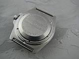 Корпус + головка +рант для годин Амфібія. Сталевий., фото 8