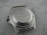 Корпус + головка +рант для годин Амфібія. Сталевий., фото 6