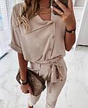 Женский брючный костюм лето, блуза с брюками, разные цвета,  р.s,m,l,xl Код 776Г, фото 5