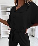 Женский брючный костюм лето, блуза с брюками, разные цвета,  р.s,m,l,xl Код 776Г, фото 9