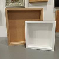 Рамка - витрина 25х25 см