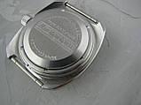 Корпус + головка +рант для годин Амфібія. Сталевий. Годинник Амфібія, фото 6