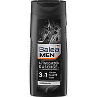 Гель для душу Balea Men 3in1 Active Carbon, 300 ml