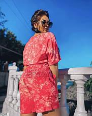 Костюм женский летний с шортами размеры: 50-60, фото 3
