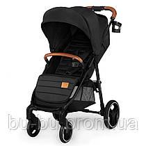Прогулочная коляска Kinderkraft Grande 2020 Black (KKWGRANBLK000N)