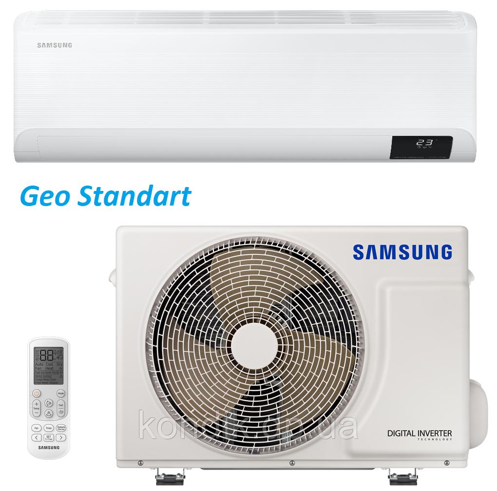 Кондиционер Samsung AR09TSHYAWKNER Inverter Geo Standart