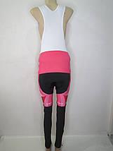 Велотруси жіночі CRAFT з памперсом 1см (S), фото 3
