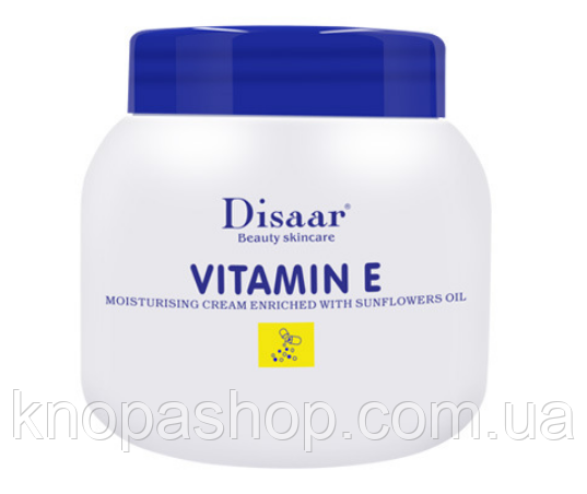 Крем  витамин Е Disaar 200мл