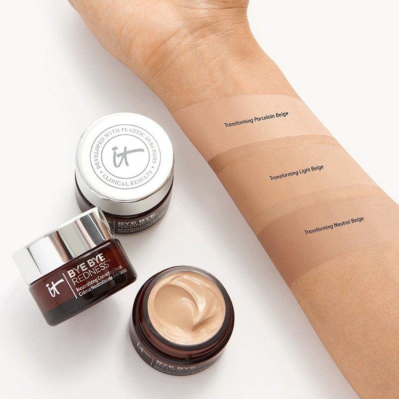Нейтрализующий крем для коррекции цвета IT Cosmetics Bye Bye Redness Neutralizing  Neutral Beige
