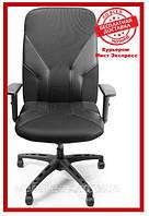 Офисное компьютерное кресло Barsky for Office Black For-01
