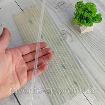 Качественный Клей силиконовый в стержнях 0,7*30 Без запаха (25 шт)