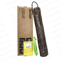 Теплый пол электрический Ryxon HM-200 / 15 м²  тонкий нагревательный мат для укладки под плитку в клей