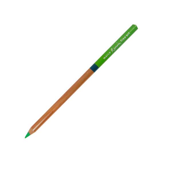 "Олівець кол. ""Marco"" FineArt аквар. жовтий.-зел. (60) **"