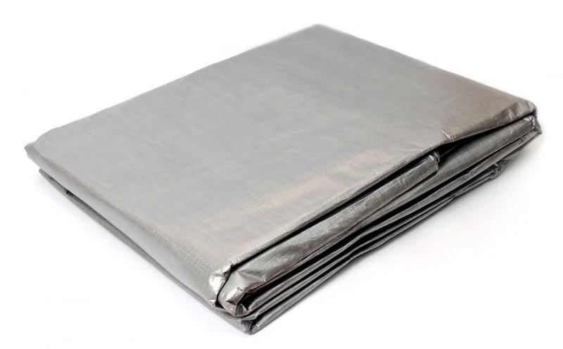 Тент з металевими люверсами 3*4м щільність 160
