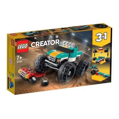 Конструктор LEGO Creator Монстр-трак (3 в 1) 163 детали (31101)