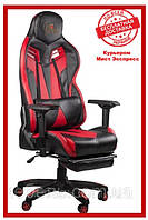 Геймерское компьютерное кресло Barsky Game Black/Red BG-02