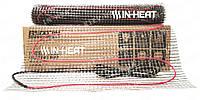 Теплый пол электрический Ryxon HM-200 / 9  м²  тонкий нагревательный мат для укладки под плитку в клей