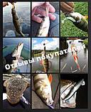 Приманки рыболовные силиконовые 75мм комплект 20 шт, фото 10