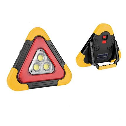 Многофункциональный фонарь-прожектор с аварийной подсветкой Hurry Bolt HB-7709, фото 2