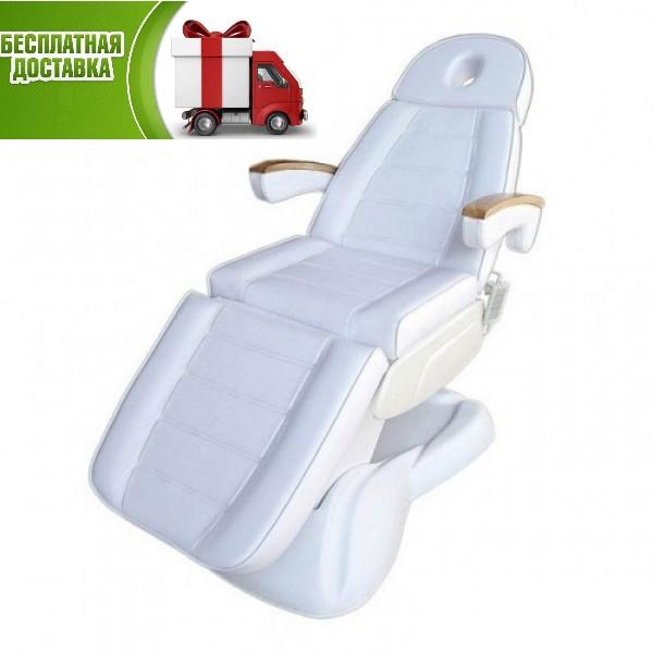 Кушетка электрическая косметологическая на 4 электромоторах кресло - кушетка для кабинета DM-273B